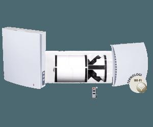 Duka varmegenvinding ventiler