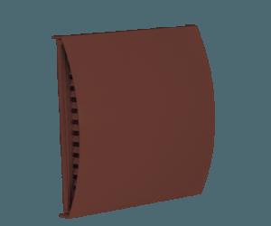 Duka S-Serie Stormskærm - Teglrød