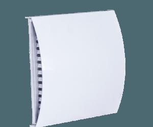 Duka S-Serie Stormskærm - Hvid