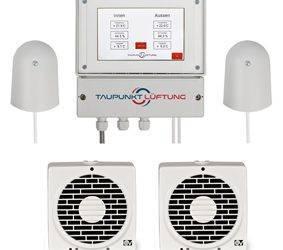 Professionel ventilation