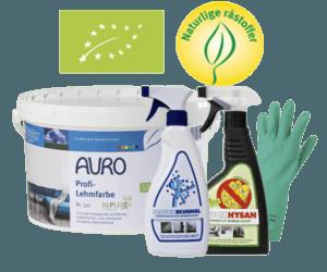 Øko maling & skimmelsvamp produkter
