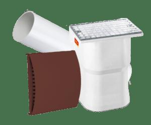 Tilbehør til ventilation