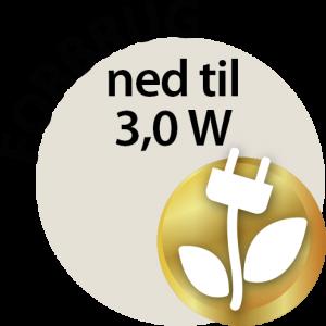 Strømforbrug DUKA One S6BW